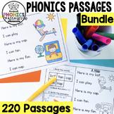 Phonics Passages GROWING Bundle