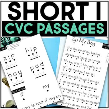 Phonics Passages - Short I Word Family