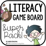 Literacy Game Board Super Pack