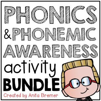 Phonics Phonemic Awareness