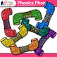 Phonics Phones Clip Art {Teach Phonemic Awareness & Phonics Activities in ELA}