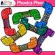 Phonics Phones Clip Art | Teach Phonemic Awareness & Phonics Activities in ELA