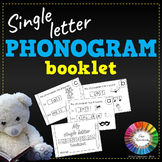 Spalding Phonogram Booklet (Single Letter)