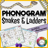 Spalding Phonogram Snakes and Ladders Game