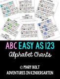 Phonics - Photo Alphabet Chart