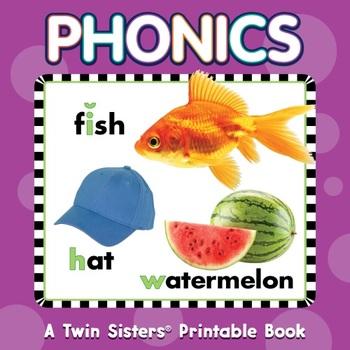 Phonics Photo Workbook