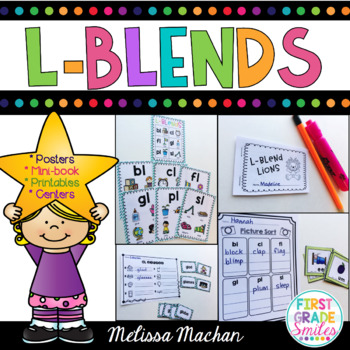 Word Work - L Blends