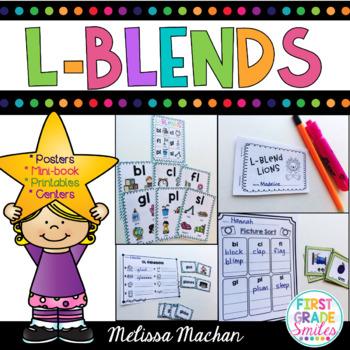 Word Work - L Blends