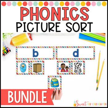 Phonics Picture Sorts Bundle!