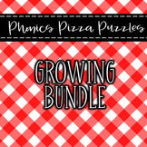 Phonics Pizza Puzzles - Growing Bundle!
