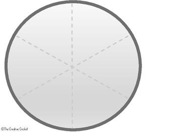 Phonics Pizza Puzzles - Short U