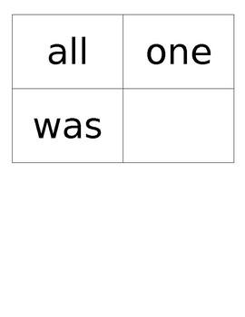 Phonics Plug in Heart Words Units 1-3