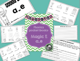 "Phonics Pocket Book - ""Magic E"" - a_e"