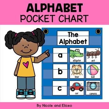 Phonics Pocket Charts - Bundle