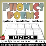 PHONICS POEMS with activities