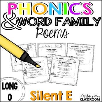 Long O Phonics Poems [CVCe]