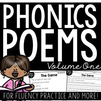 Phonics Poems: Volume One