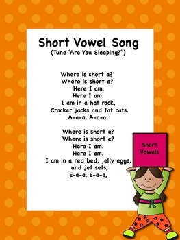Phonics Poems and Songs