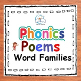 Phonics Poems  - Word Families