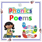 Phonics Poems for Grades K-1