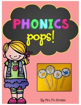 Phonics Pops