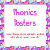 Phonics Poster Bundle