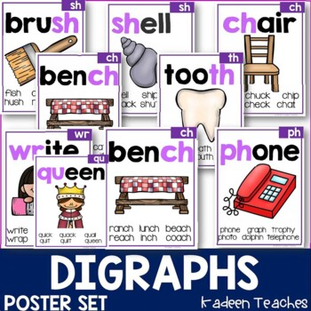 Phonics  Posters Mega Bundle