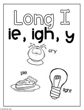 Phonics Posters for a Focus Wall