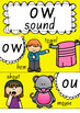 Phonics Posters Alternative Spelling - Tasmanian Fonts