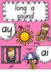 Phonics Posters Alternative Spellings - South Australian Fonts