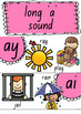 Phonics Posters Alternative Spellings - New South Wales Fonts RAINBOW POP