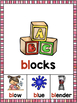 Blends (L Blends, R Blends, and S Blends) Phonics Posters