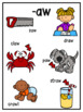 Phonics Posters-Diphthongs