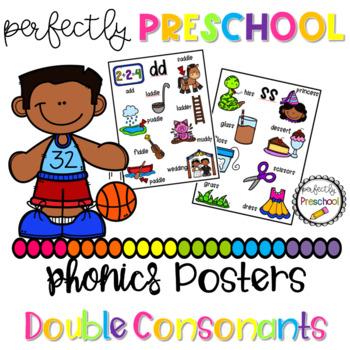 Phonics Posters-Double Consonants