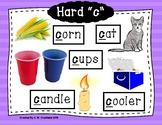 """Phonics Posters - Hard and Soft """"c"""" and """"g"""""""