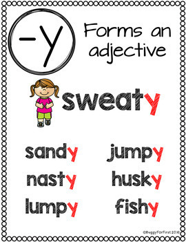 Phonics Sound Wall Posters: Long Vowels & Suffixes