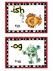94 Phonics Posters Mini-size (Chunks and Word Families)