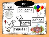 Phonics Posters - Variant Vowels