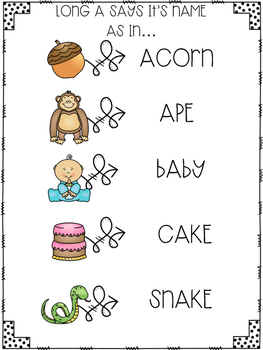 Phonics Posters and Flash Cards with pictures