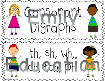 Phonics Posters for Focus Wall Set 2