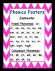 Phonics Posters for Teaching Phonics