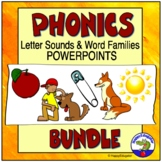 Phonics PowerPoint Bundle
