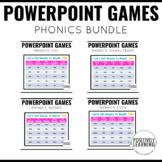 Phonics PowerPoint Games Bundle
