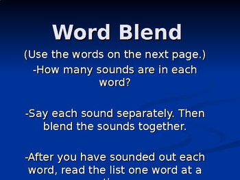 Phonics PowerPoint on Silent Letters -kn, gn, wr, and mb (Editable)