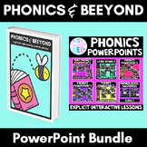 #frothinonphonics Explicit Lesson Powerpoints Bundle