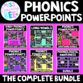#frothinonphonics Powerpoints Lesson Bundle