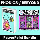 #frothinonphonics Explicit Lesson Powerpoints Bundle
