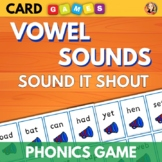 Long and Short Vowel Phonics Game