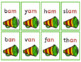 Phonics Practice Card Game with Word Families - Welded Sounds