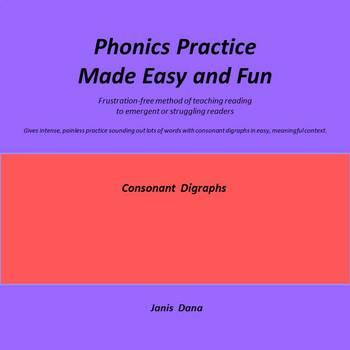 Phonics Practice:  Consonant Digraphs